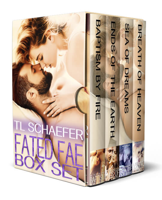 The Fated Fae Box Set